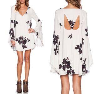 FREE PEOPLE x REVOLVE Wanderer Floral Mini Dress